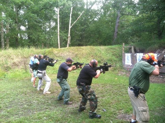 Defensive carbine, AR15, AK47, SKS, personal protection, GAPP, Firearms training